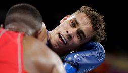 Olimpiadi, Baalla prova a mordere David Nyika sul ring