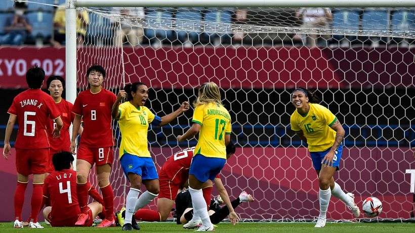 Tokyo 2020: Brasile e Olanda a valanga nel giorno del crollo degli Usa