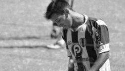 Addio a Emiliano Cabrera: terzo calciatore a suicidarsi in Uruguay