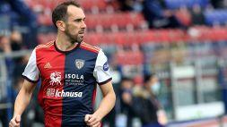 Cagliari-Godin, è braccio di ferro: il club lo ha messo alla porta