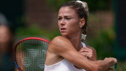 Tennis, già conclusa l'avventura della Giorgi a Wimbledon