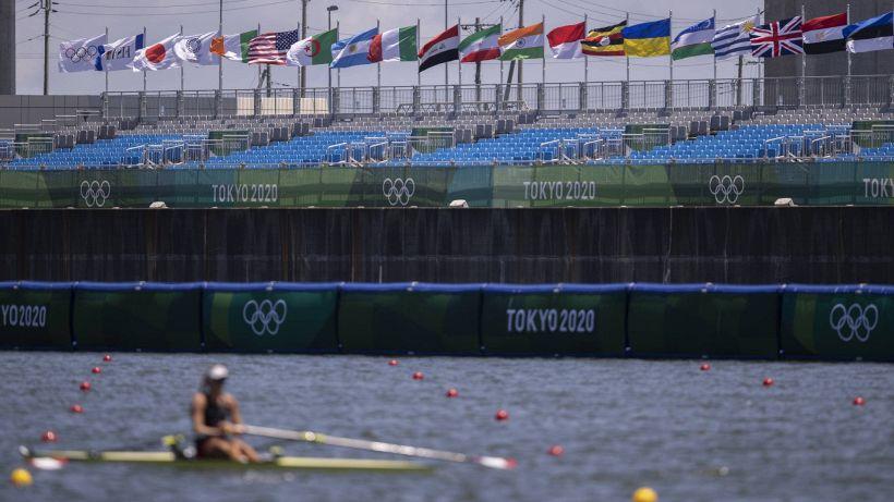 Tokyo 2020, sospesi per doping atleti russi del canottaggio