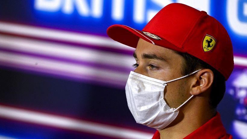 """Leclerc: """"Io in Red Bull? Solo gossip"""""""