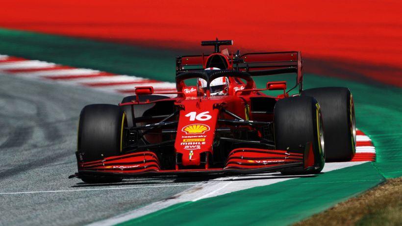 """Leclerc: """"Non andare in Q3 era previsto, non lo era stando dietro alla Williams"""""""