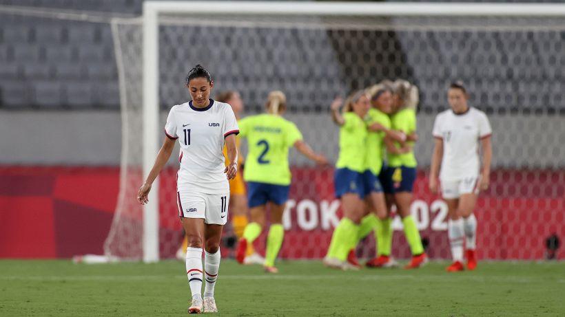 Olimpiadi, sconfitta storica per il Team USA femminile: 3-0 dalla Svezia