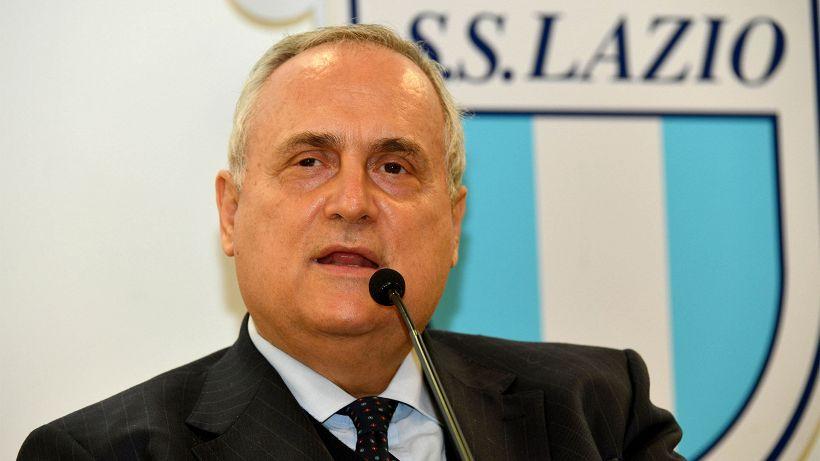 """Lazio, Lotito: """"Ci invidiano la nostra rosa, e ne arriveranno altri"""""""
