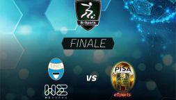 Il Pisa vince ancora la BeSports, il torneo di PES della Lega B