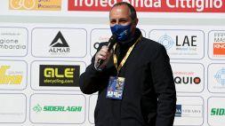 """Cassani, Dagnoni precisa: """"Ha un contratto fino al 30 settembre, conferme ora non le posso dare"""""""