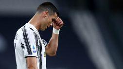 Ansia Juventus: il silenzio di Cristiano Ronaldo preoccupa Allegri