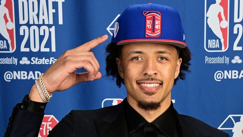 Draft 2021, Cunningham ai Pistons da numero 1. Rockets pigliatutto