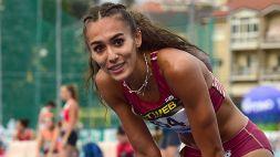Europei Under 23: Dalia Kaddari oro nei 200 femminili
