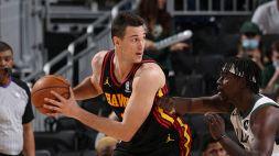 """NBA, Gallinari non perde le speranze: """"Ma dobbiamo giocare meglio"""""""