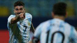 La Copa America consacra De Paul: è tra i migliori al mondo