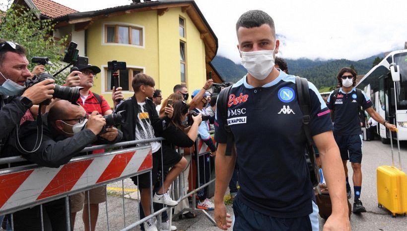 Napoli, serve il sostituto per Demme: i tifosi hanno un sogno