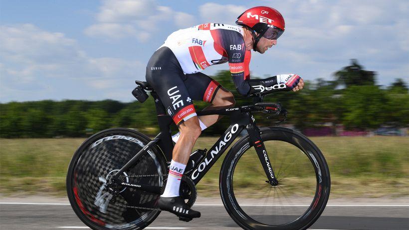 Settimana Ciclistica Italiana, le parole del vincitore Diego Ulissi