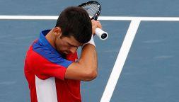 Olimpiadi: per Djokovic Tokyo 2020 si chiude con la semifinale