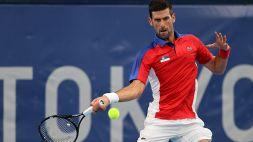 Tokyo 2020, Djokovic fa spostare l'inizio delle partite