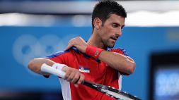 "Tokyo, Djokovic a pezzi: ""Sto malissimo, riparto da zero"""
