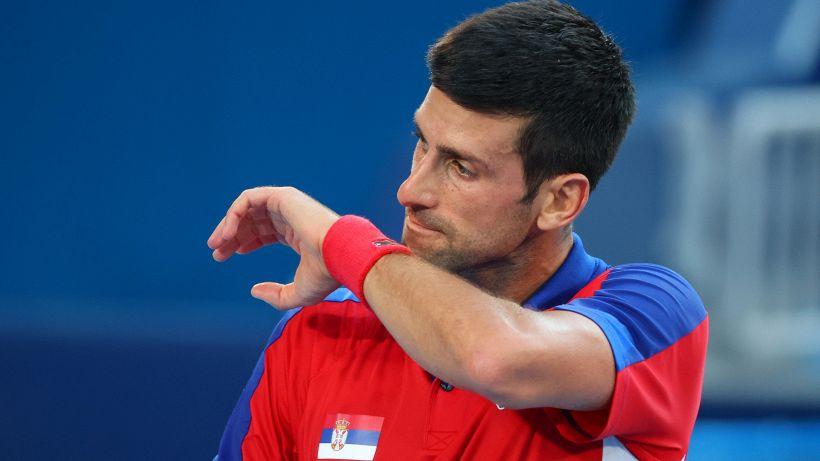 Djokovic choc, US Open a rischio: le parole del serbo