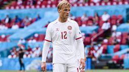 Euro 2020, Repubblica Ceca-Danimarca: Le formazioni ufficiali