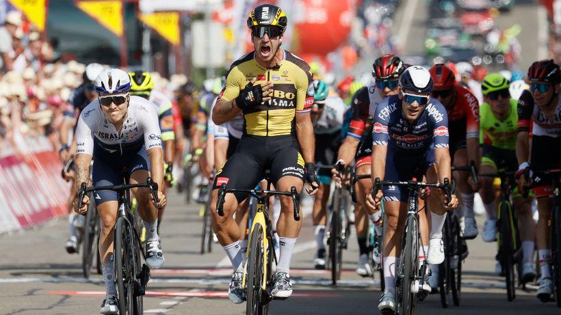 Giro di Vallonia, trionfo speciale per Groenewegen