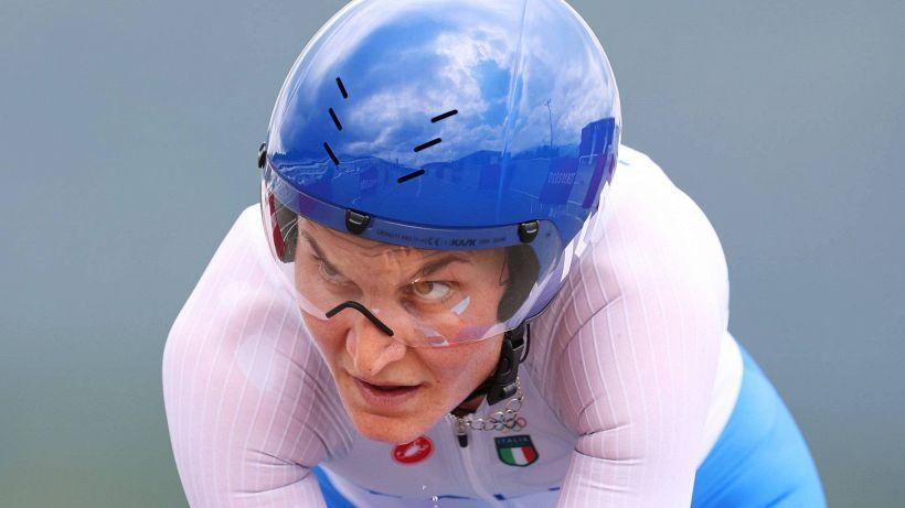 """Ciclismo, Elisa Longo Borghini: """"Oggi così, ma una bella Olimpiade"""""""