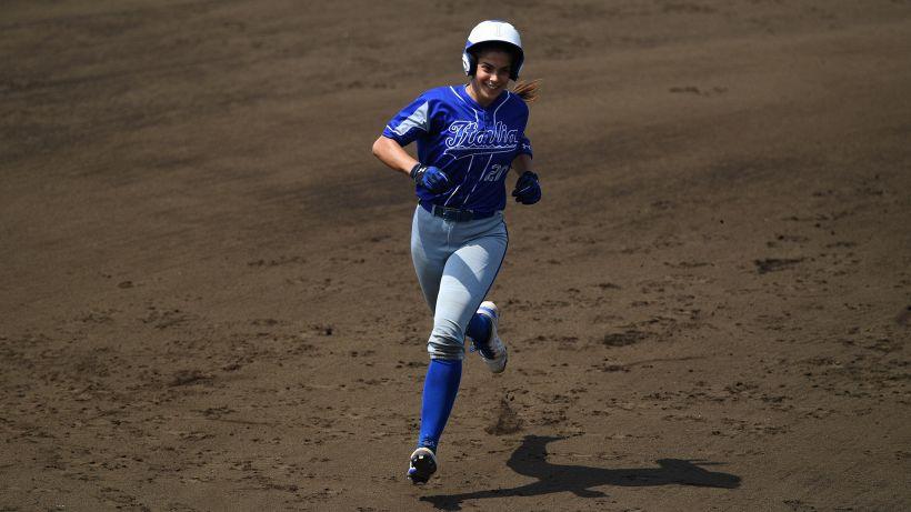Tokyo 2020, le azzurre del softball aprono l'Olimpiade italiana