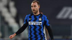 Inter: la Figc è chiara sul ritorno in campo di Christian Eriksen