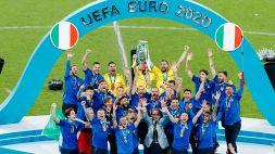 Euro 2020: Italia campione ai rigori, le foto
