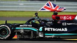 F1: le foto del GP di Silverstone