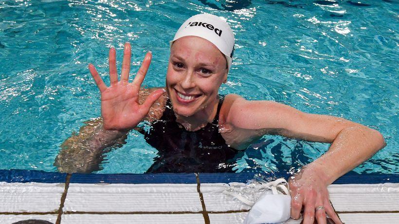 Tokyo 2020: Federica Pellegrini eterna: quinta finale olimpica