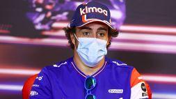 F1, Fernando Alonso spera in un colpo di fortuna