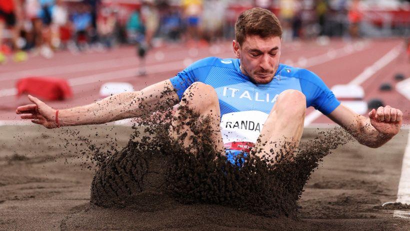 Tokyo 2020, Filippo Randazzo in finale nel salto in lungo