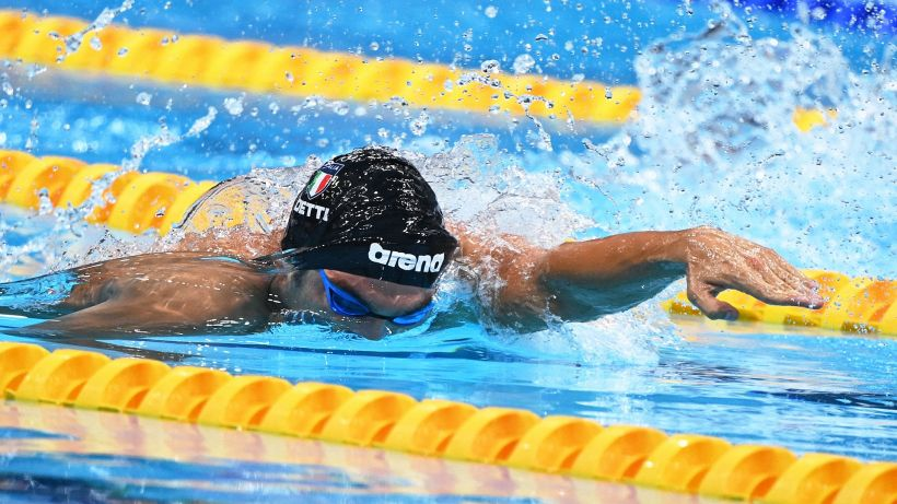 Tokyo 2020, nessuna medaglia per l'Italia nelle prime finali del nuoto