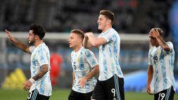 I convocati dell'Argentina per le Olimpiadi: presente Adolfo Gaich