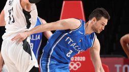 """Basket, Danilo Gallinari: """"Ripenso ancora al finale di Italia-Francia"""""""