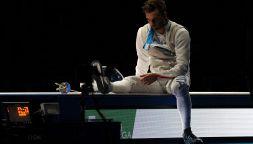 Olimpiadi: rammarico Garozzo per l'argento nel fioretto