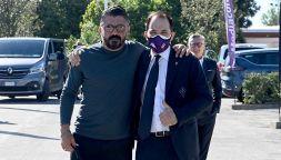 Gattuso alza i toni e apre lo scontro con la Fiorentina di Commisso