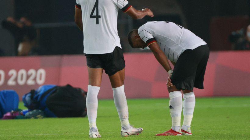 Olimpiadi, Germania fuori ai gironi: decisivo il pari con la Costa d'Avorio