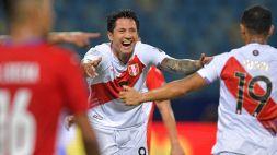 Lapadula fa innamorare il Perù: ora c'è il Brasile