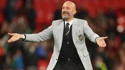 Il rito dell'Italia: Mancini il primo a salire in pullman, Vialli sempre l'ultimo