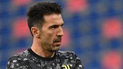 """Buffon non si pone limiti: """"Al Parma posso far bene altri quattro o cinque anni"""""""