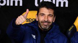 """Il primo giorno di Buffon al Parma: """"Basta chiacchiere, c'è da lavorare"""""""