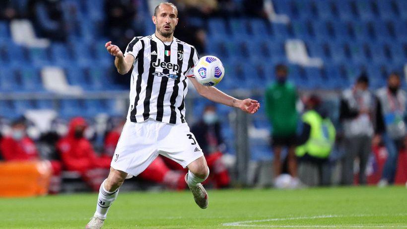 Giorgio Chiellini incita la Juventus alla rimonta scudetto