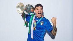 Di Lorenzo rinnova col Napoli fino al 2026