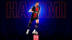Hakimi è un calciatore del Paris Saint-Germain: ufficiale l'arrivo dall'Inter