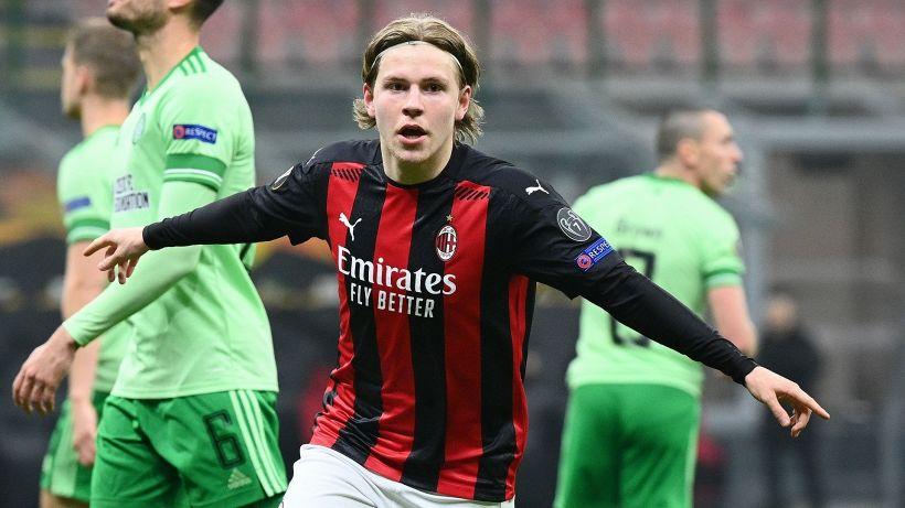 Mercato Milan: Hauge verso Bundesliga o Premier League