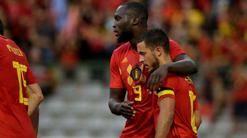"""Ranieri: """"De Bruyne la mente, Lukaku il braccio. Hazard invece è la poesia"""""""