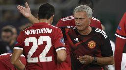 """Roma, Mkhitaryan: """"Con Mourinho abbiamo chiarito, per lui conta solo vincere"""""""