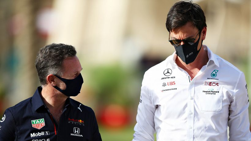 Caso Hamilton-Verstappen, nuovo botta e risposta Horner-Wolff